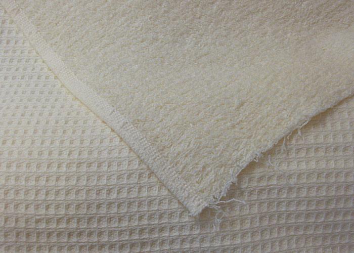 tissu coton double face ponge nid d 39 abeille vendu au m tre en 140 cm de large. Black Bedroom Furniture Sets. Home Design Ideas