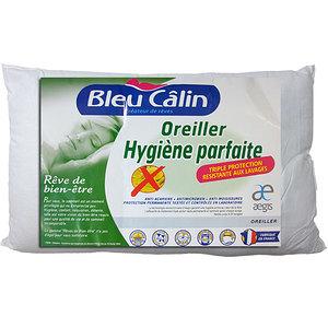 Oreiller rectangle 45x70 hygiène parfaite marque BLEU CALIN