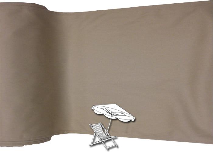 Toile transat unie 100 coton traitement teflon tissu vendu au m tre p1216 - Toile a transat au metre ...