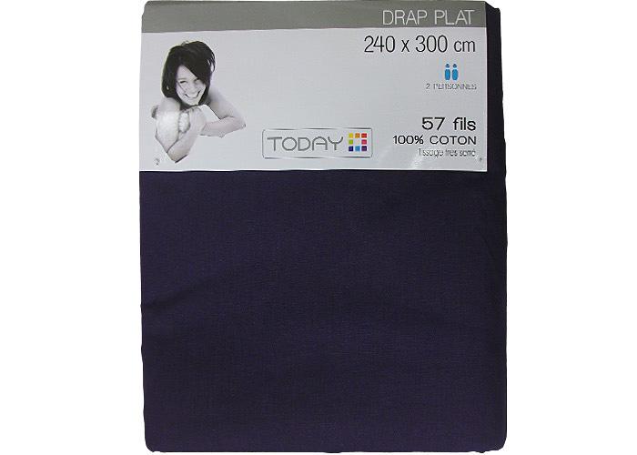 drap pas cher drap plat drap coton drap today. Black Bedroom Furniture Sets. Home Design Ideas
