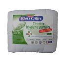Couette 240x260 - Couette lit 160 - Hygiène Parfaite BLEU CALIN