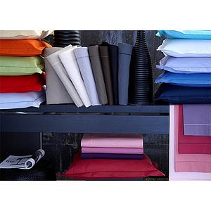 drap housse 200x200 cm drap housse coton blanc draps. Black Bedroom Furniture Sets. Home Design Ideas