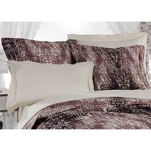 parure de draps 4 pi ces mod le serpent georges rech pour lit 2 places de 160 cm ebay. Black Bedroom Furniture Sets. Home Design Ideas