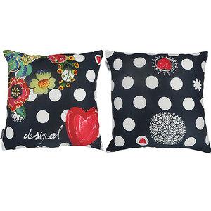 Coussin DESIGUAL Cushion Polka