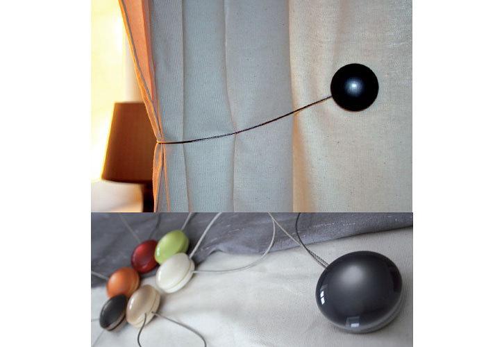 embrasse magn tique agathe embrasse aimant e pour rideau. Black Bedroom Furniture Sets. Home Design Ideas