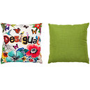 Coussin DESIGUAL Collage