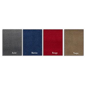 Tissu velours uni 400g/m2 largeur 140 cm