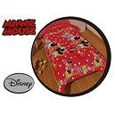Parure housse de couette Minnie Mouse 140x200 + 1 taie