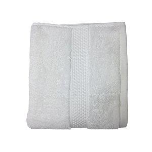 Serviette éponge blanche 50x100 cm 1er Prix
