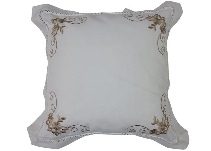 housse de coussin nina blanche housse de coussin pas cher. Black Bedroom Furniture Sets. Home Design Ideas
