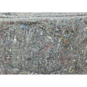 Ouate grise de rembourrage et de capitonnage au m tre en 120 cm de large ebay - Ouate au metre ...