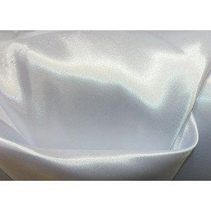 Tissu satin blanc grande largeur 280 cm