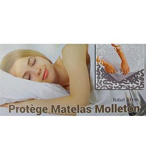 Protège matelas housse bonnet 30 cm