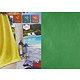 Rideau toile extérieur unie Col.87 vert 135x240 cm