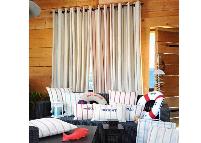 rideau lin bleu gris cool rideau lin ruflettes bleu ardoisegris perlelin with rideau lin bleu. Black Bedroom Furniture Sets. Home Design Ideas