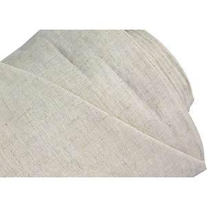 Tissu lin lavé en 3 mètres de large