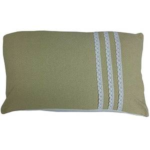 Coussin rectangle mummy 3 dentelles