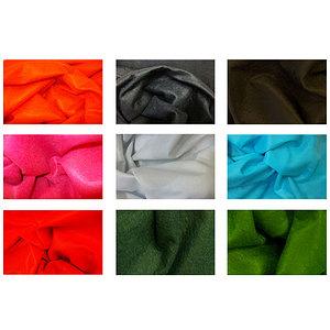 Tissu feutrine polyester Larg. 180cm