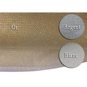 Tissu tulle brillant vendu au mètre en 150 cm de large