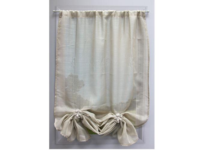 paire de rideaux vitrage tamine givr e 60x140 cm voilage pas cher pour fen tre. Black Bedroom Furniture Sets. Home Design Ideas