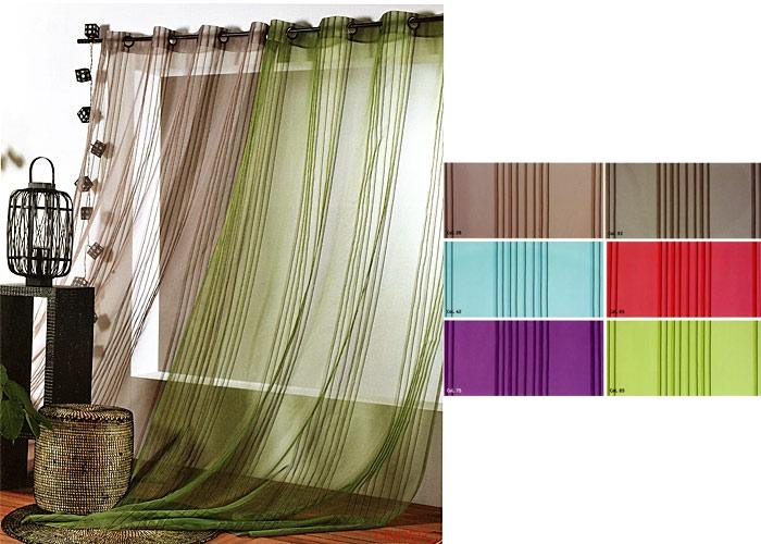 rideau oeillet pas cher trendy rideau isolant thermique fonc with rideau oeillet pas cher. Black Bedroom Furniture Sets. Home Design Ideas