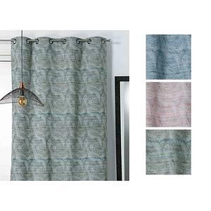 RIdeau COSTA RICA polyester coton 145x240 prêt à poser