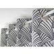 Rideau ARDECO Col.19 noir polyester 135x250 prêt à poser oeillets ronds