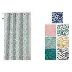 Rideau ARDECO polyester 135x250 prêt à poser oeillets ronds