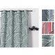 Rideau CHILI polyester 135x250 prêt à poser oeillets ronds