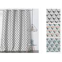 Rideau CARAT polyester 135x250 prêt à poser oeillets ronds