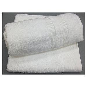 Drap de bain éponge blanc 1er Prix