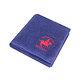 Drap de douche bleu Royal Club geographical Norway 70x140 cm 550 gr