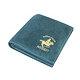 Drap de bain bleu canard Royal Club geographical Norway 100x150 cm 550 g/m2