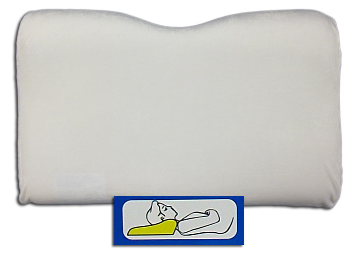 oreiller m moire de forme oreiller ergonomique. Black Bedroom Furniture Sets. Home Design Ideas