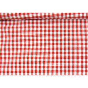 tissu vichy rouge et blanc grands carreaux tissu au m tre tissu vichy pas cher. Black Bedroom Furniture Sets. Home Design Ideas