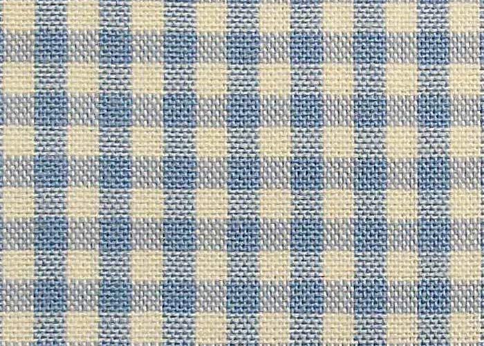 tissu vichy bleu et blanc petits carreaux tissu au m tre tissu vichy pas cher. Black Bedroom Furniture Sets. Home Design Ideas