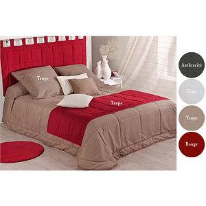 Tête de lit à pattes modèle uni MONACO