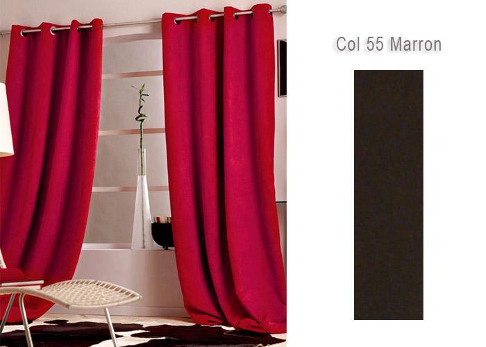 rideau su dine rideau pr t poser. Black Bedroom Furniture Sets. Home Design Ideas