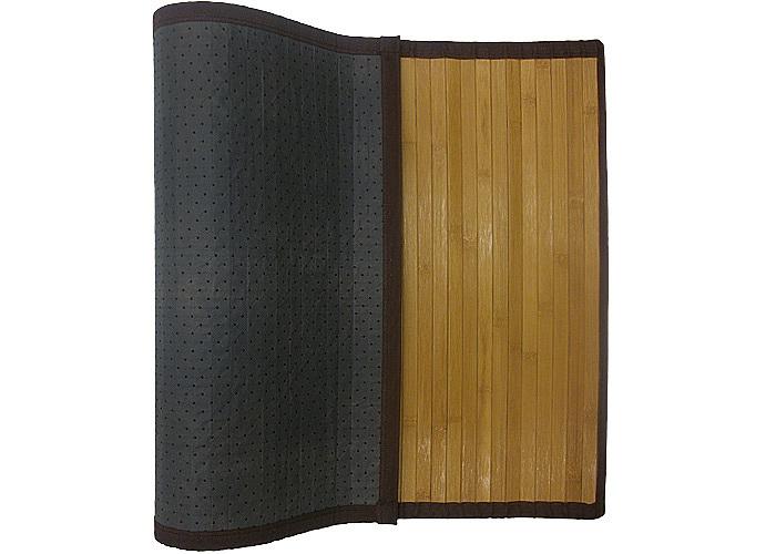 Tapis bambou 50x80 cm tapis bambou pas cher tapis - Tapis bambou x ...