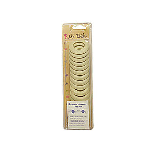 Oeillets clipsables diamètre intérieur 40mm