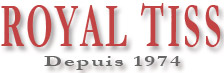 ROYAL TISS la boutique en ligne